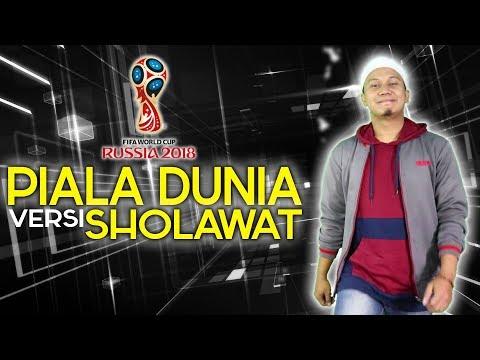 Parody PIALA DUNIA Versi SHOLAWAT - Gus Aldi Cover