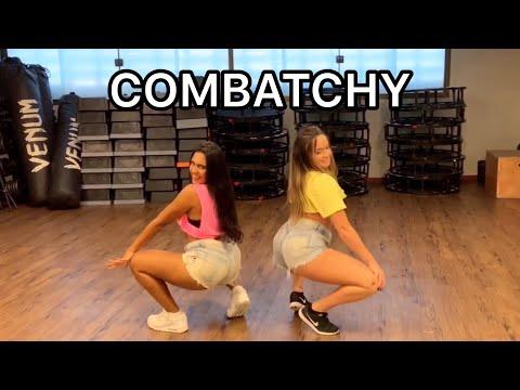 Combatchy - Anitta, Lexa, Luisa Sonza feat. Mc Rebecca - COREOGRAFIA (com Izabela Leite)