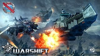 WARSHIFT Gameplay no commentary
