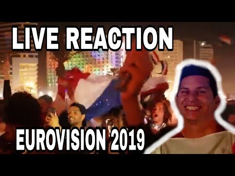 Live reaction at the Final Eurovision 2019 from the Village, Tel Aviv.