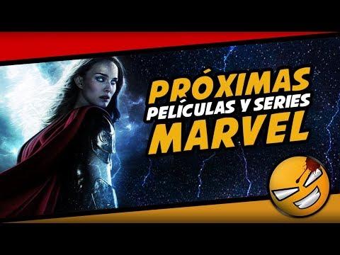 Proximas peliculas y series de Marvel (Fase 4) 2020/21 👤@LordMefe