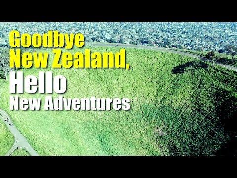 Goodbye New Zealand, Hello New Adventures | GoPro Hero 4, DJI Osmo Mobile, iPhone 7+, DJI Spark