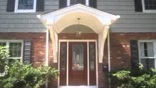 Front Porch Designs & Porticos Nj 973 487 3704 Bergen County Contractors Pergola Desigins Portico Pl