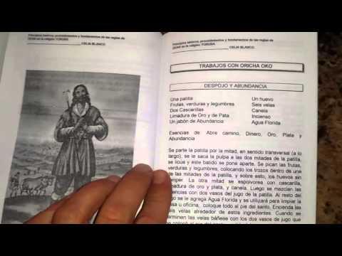 SANTERIA YORUBA por Celia Blanco