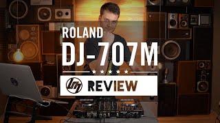 Roland DJ-707m DJ Controller | Better Music