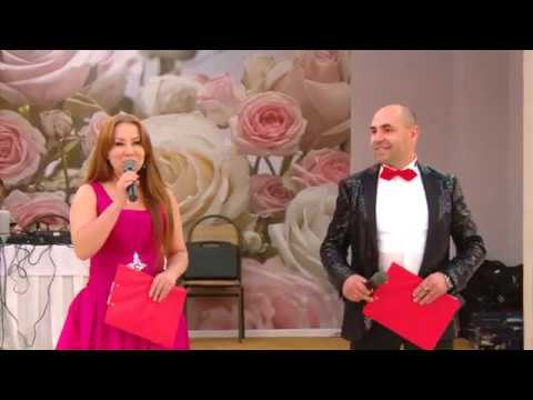 Ведущие Олег Рублев и Таня Ли