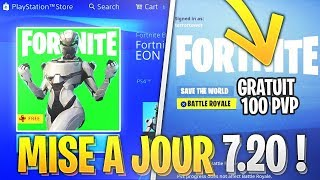 SAVE THE FREE WORLD FOR SOME XBOX PLAYERS. (Eon Fortnite Pack)