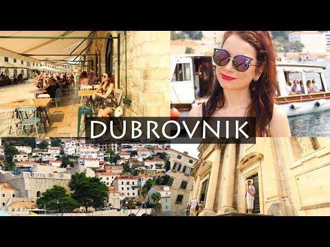 Dubrovnik, Croatia & Neum, Bosnia and Herzegovina Top Attractions Vlog