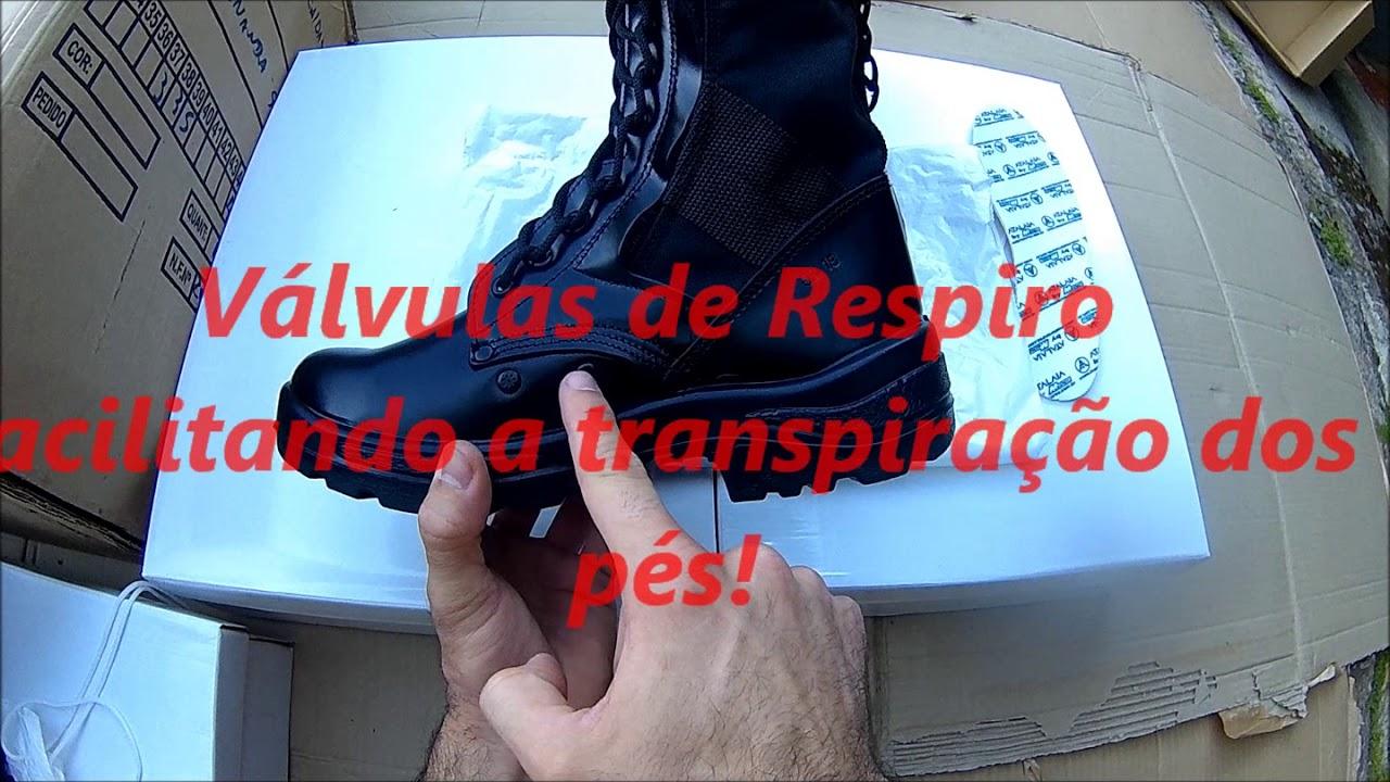 e65fd3779ca8e Coturno ATALAIA ULTRALEVE ORIGINAL Barato R 119
