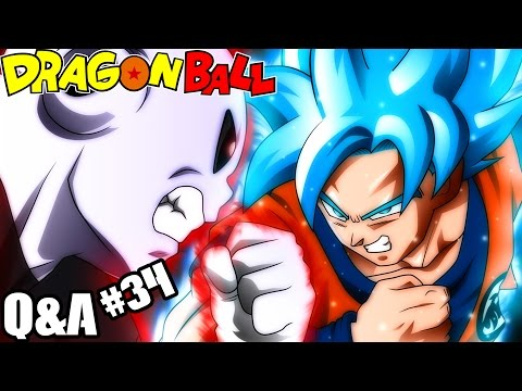 Will Jiren Eliminate Goku? Will Vegeta Be The Last Survivor In The Tournament? - Dragon Ball Q&A #34