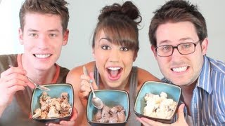 How To Make Ice Cream!!!