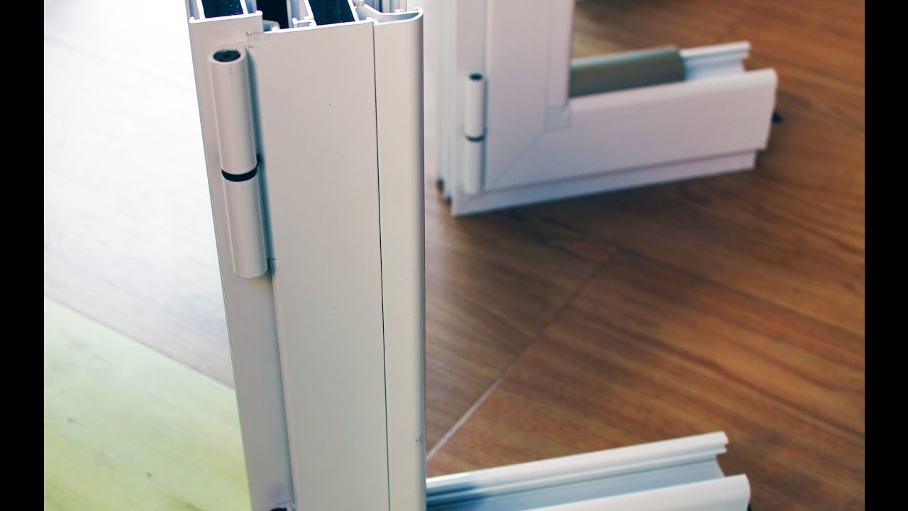 Como hacer puertas de aluminio para alacenas youtube - Puerta balconera aluminio ...