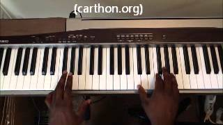 Lord I Lift Your Name (Hillsong) Order Lafayette Carthon Skype Lessons or Tutorials