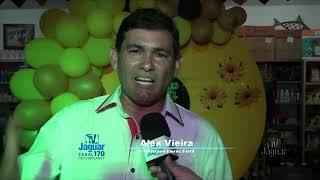Alex Vieira – Proprietário Flores Fértil 10 anos