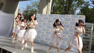 あんじゅれ ことAnge☆Reveの新曲「Colorful」のお台場のダイバーシティ...