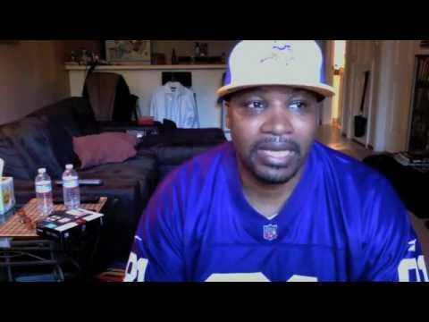 "The Story of Anthony ""AC"" Carter & The 1987 Minnesota Vikings (Ayroq Edition)"