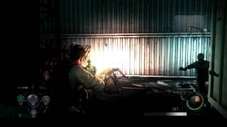 Resident Evil 惡靈古堡 拉昆市行動 HD 政府特別行動小隊篇  最終章 最後衝刺