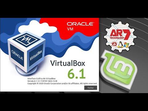 Instalação do Virtual Box no Linux Mint (Ubuntu e Derivados)