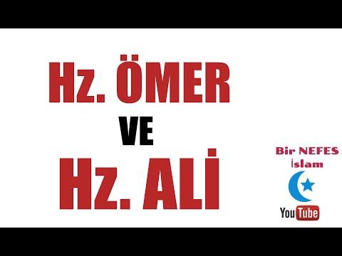 Hz.Ömer (ra) Hz. Ali'yi şikayet ediyor - [Abdelhamid Kishk]