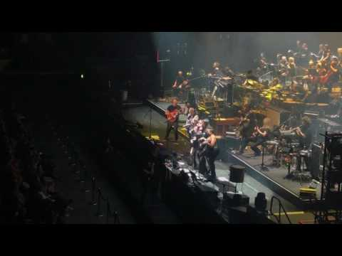 Hans Zimmer and The Buggles - Video Killed the Radio Star Live at London Wembley Arena 15/16/07
