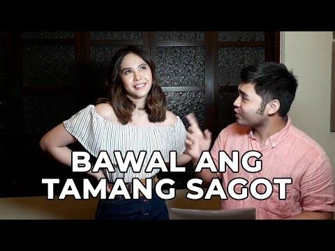 """Janella Salvador bilang BAYANI? Binibining Carmela nakipaglaro ng """"Bawal Ang Tamang Sagot"""""""