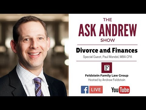 The 'Ask Andrew' Show, S2E11- Divorce and Finance with CPA and Business Valuator, Paul Mandel