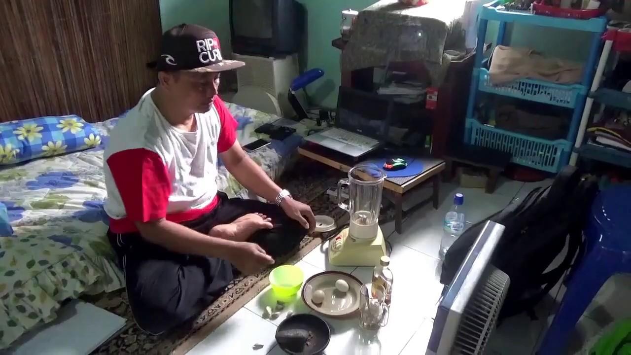 ramuan stamina pria telor ayam kung lada madu dan bawang