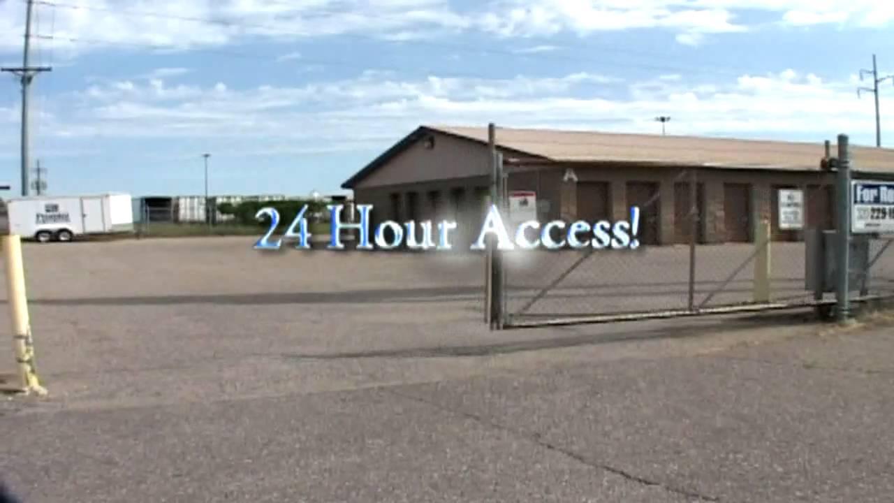 Premier Storage Units In Saint Cloud, MN