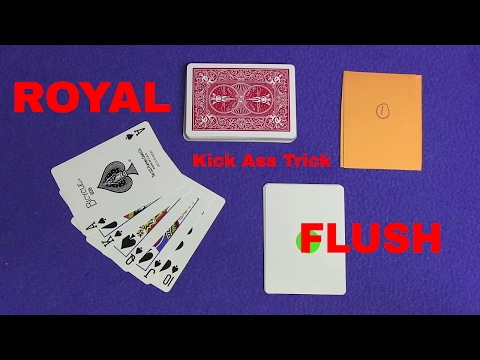 The Power Of Choice Easy Card Trick!