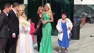 Свадьба Таты Абрамсон и Валеры Блюменкранца