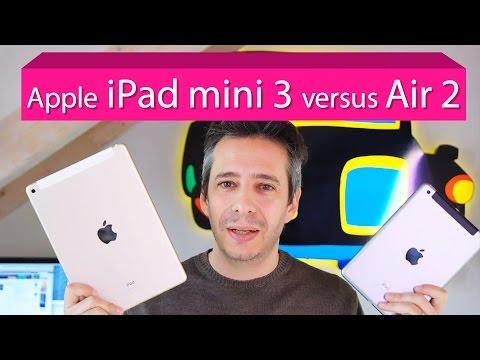 Apple iPad mini 3 vs iPad Air 2. Il confronto di HDblog