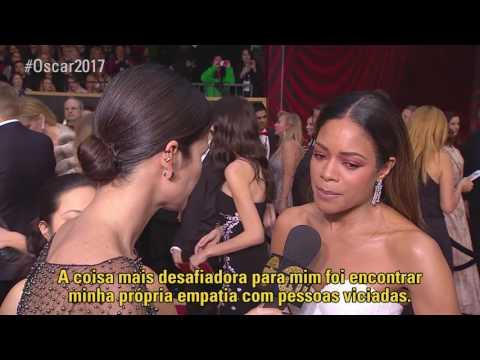 #Oscar2017 | Entrevista com Naomie Harris