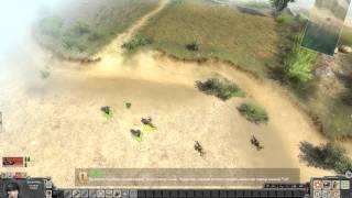 В тылу врага 2 Лис пустыни (операция Меркурий) (часть 1)(Одна из самых крупных десантных операций времен войны в которой нам предстоит принять самое яркое участие., 2012-07-01T15:56:31.000Z)