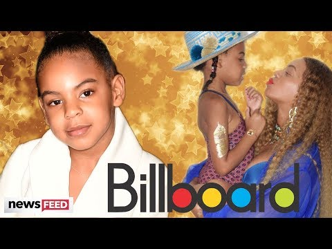 Image result for blue ivy Billboard Hot 100