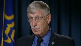 National Institutes of Health chief talks science and faith