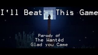 """Beat this game"" - A Minecraft Parody of The Wanted"