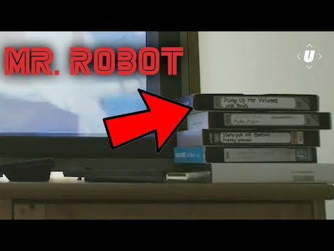 Mr. Robot Season 3 Episode 6 - References and Easter Eggs!