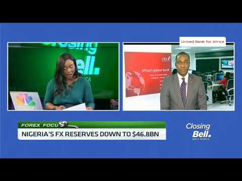Nigeria's external reserves dip