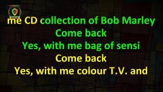 Eddie Grant - Baby Come Back (Karaoke Version)