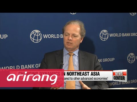 S. Korea should be compared with advanced not developing economies: World Bank VP