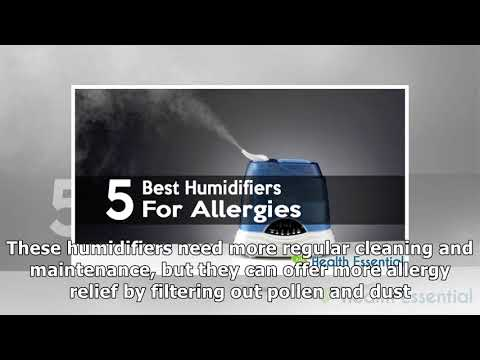 How Humidifiers Can Help Allergies