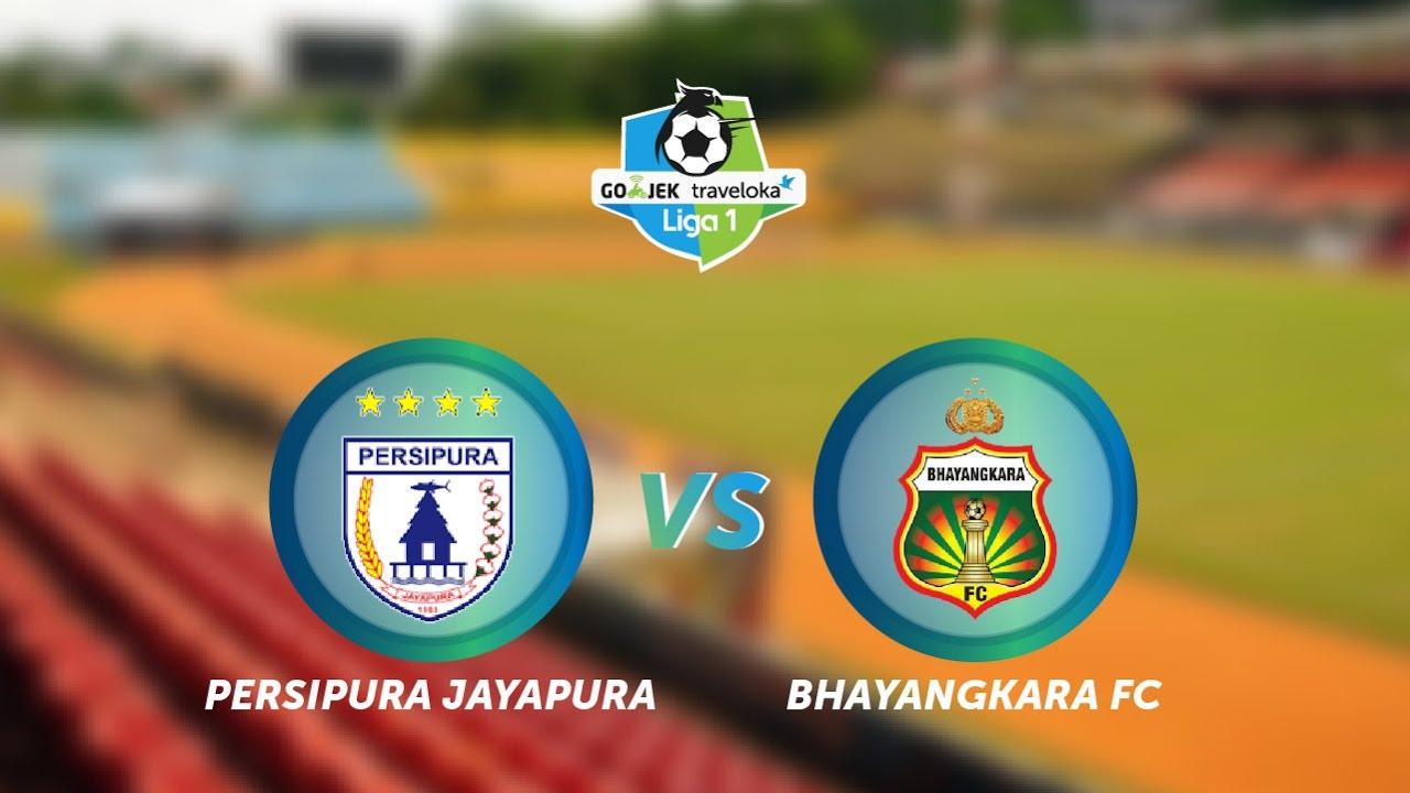 persipura jayapura vs bhayangkara fc