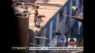 """Reportaje revela que penal de Lurigancho es """"tierra de nadie"""""""