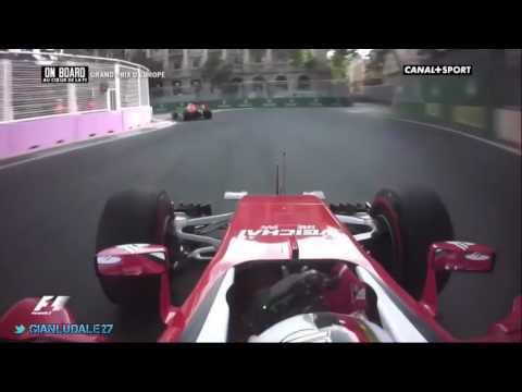Onboard: Vettel
