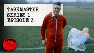 Taskmaster - Series 1, Episode 3 'The poet and the egg'