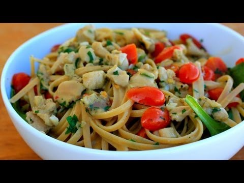 Pantry Style Linguini And Clam Sauce Recipe