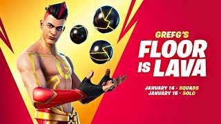 NEW FREE REWARDS!! Floor is Lava Tournament! (Fortnite)