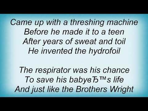 Richard Thompson - Alexander Graham Bell Lyrics
