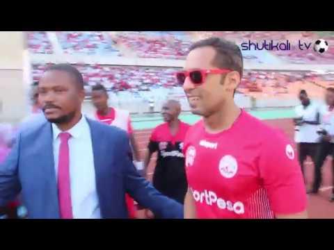 Alichokifanya MO Dewji Uwanjani Simba VS Mbabane