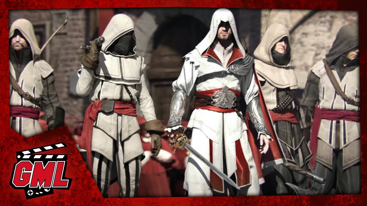 Assassin's Creed : Brotherhood - Trailer Français 1080p ...